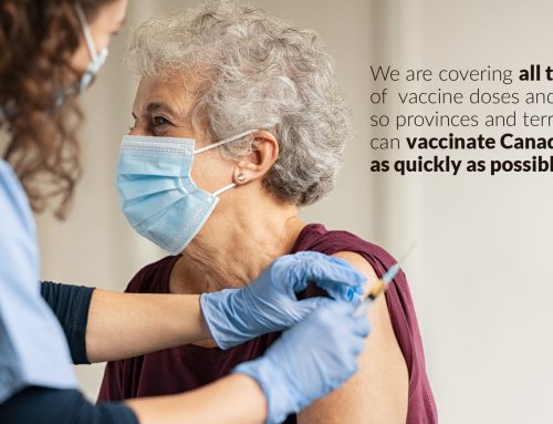 A vaccine for all Canadians by September