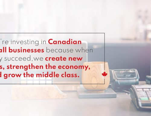 Investing in Canadian businesses